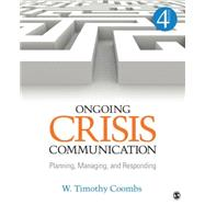 Crisis Communication Blog by Timothy Coombs